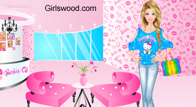 Fashion Barbie Dress Up Games For Girls Barbie Girl Style